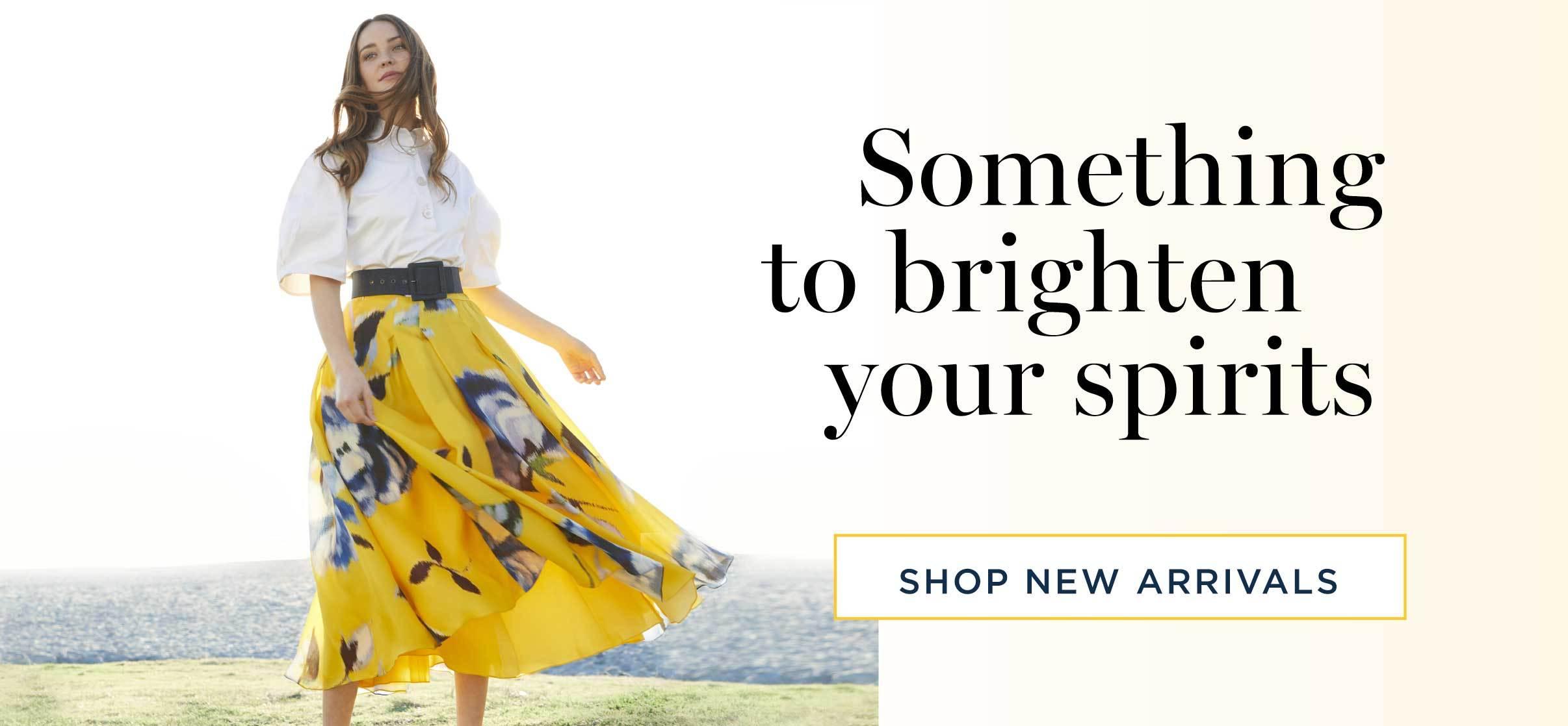 something to brighten your spirits