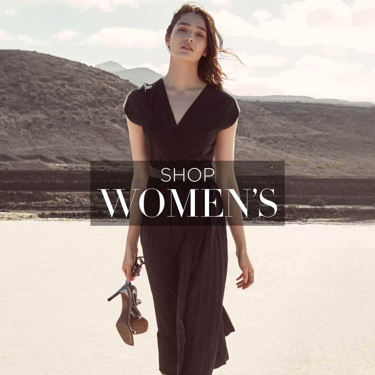 Shop designer women's clothing