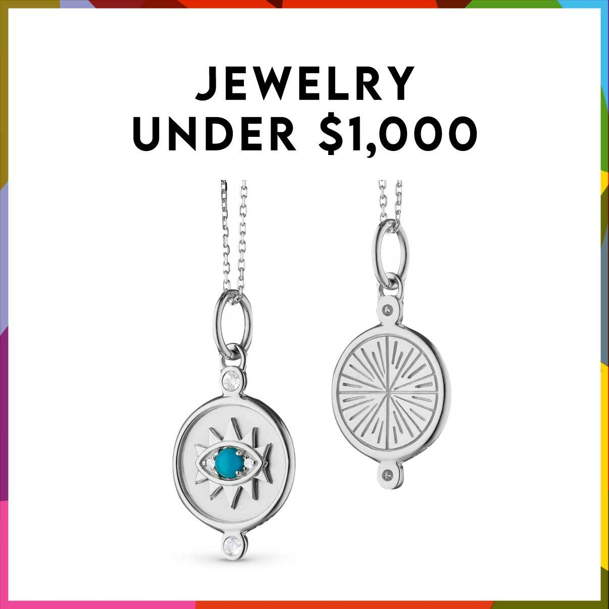 Jewelry Gifts Under $1,000