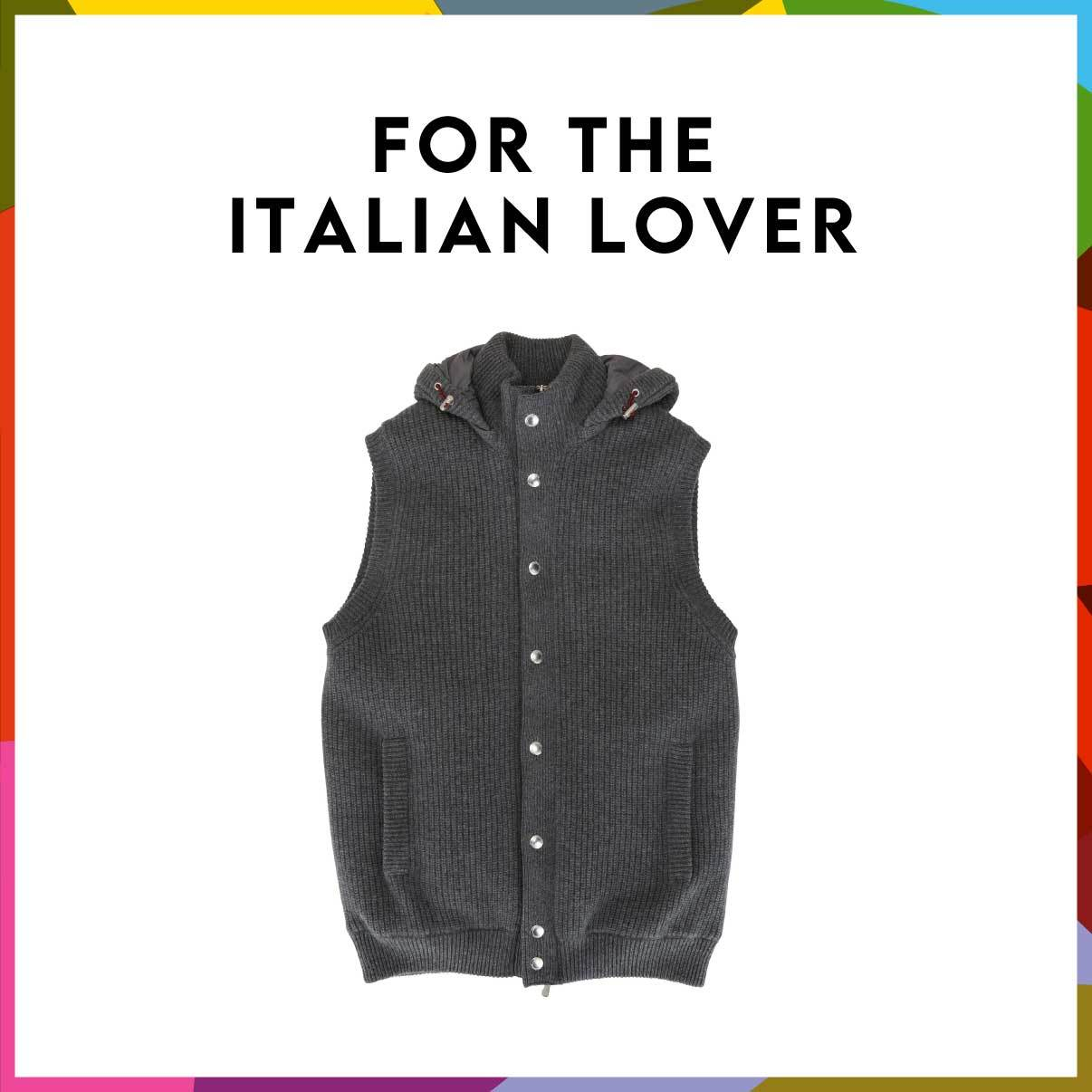 Gifts for the Italian Lover