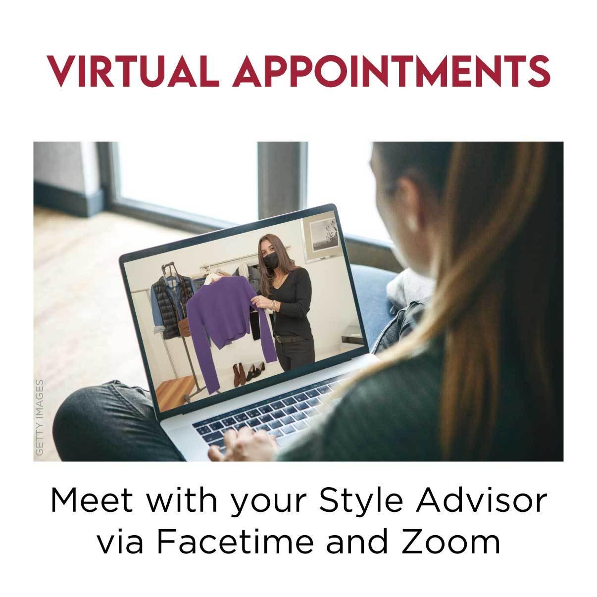 Virtual Apporintments