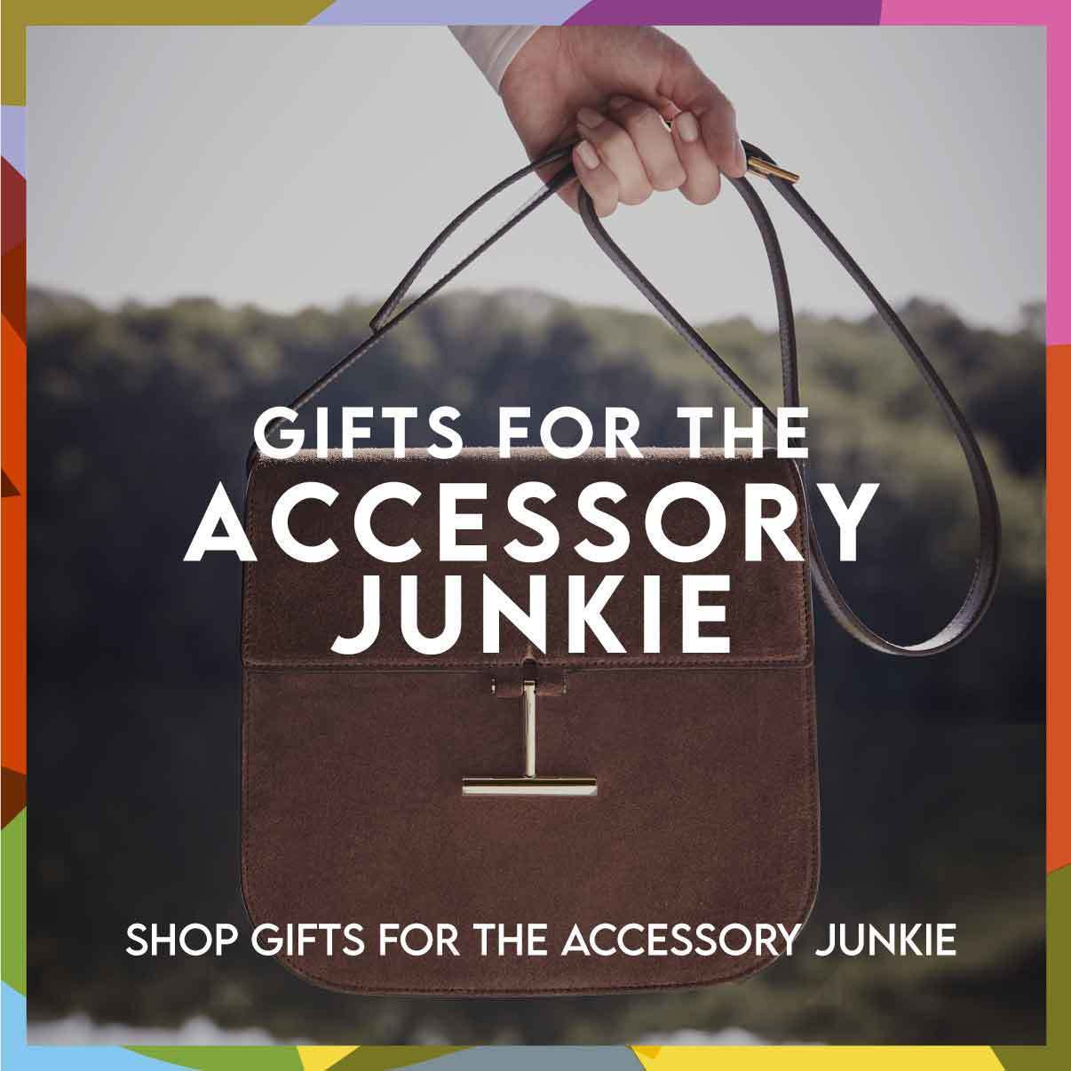 for the accessory junkie