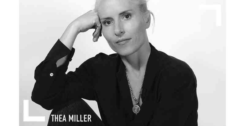 Thea Miller Dru Jewelry Designer