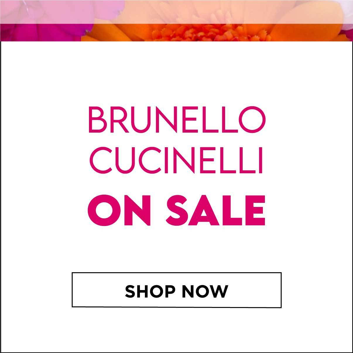 Brunello Cucinelli on sale