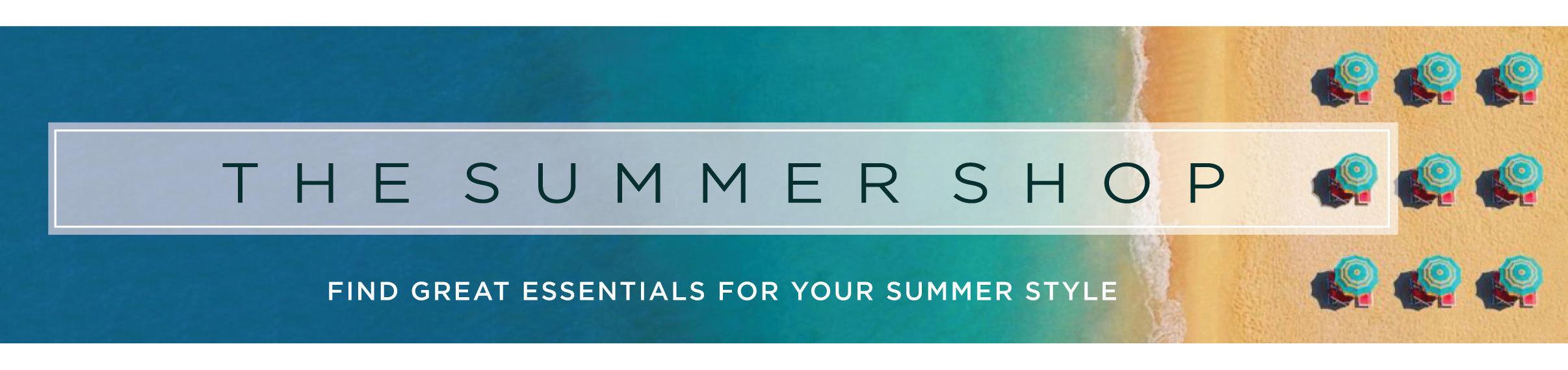 The Summer Shop