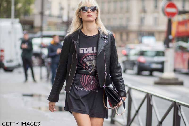 How to: Wear Graphic Tees
