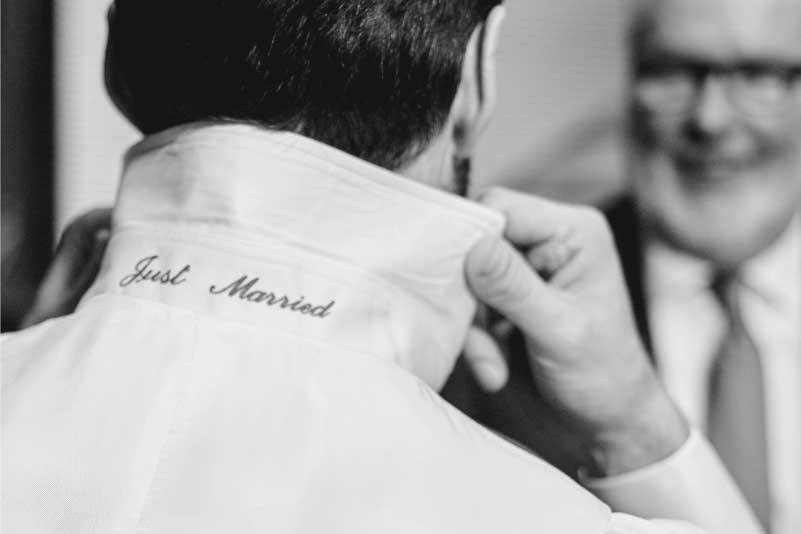 Gentleman's Guide to Wedding Style