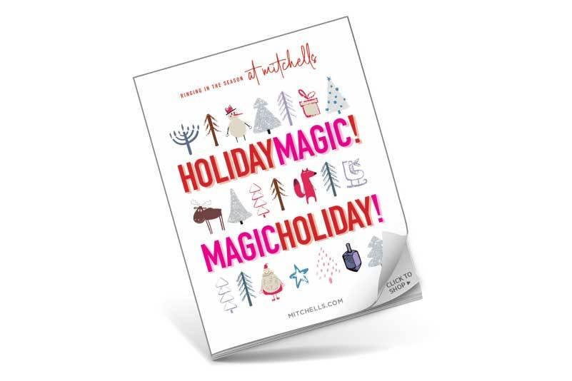 Holiday Magic at Mitchells
