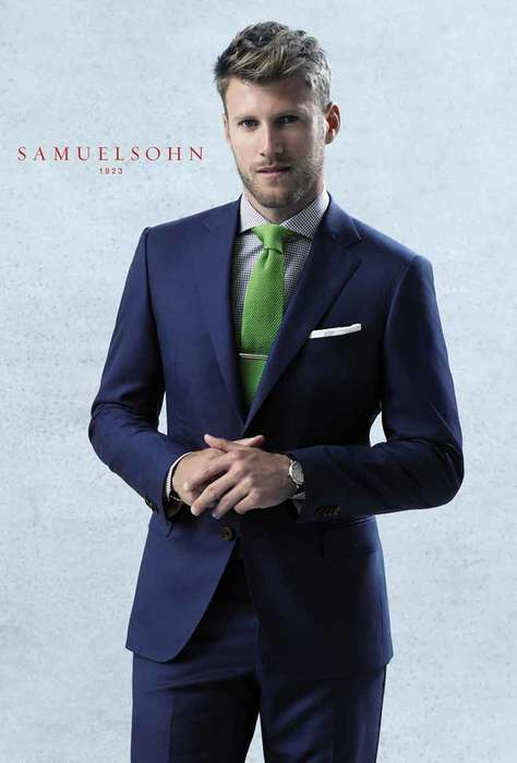 Discover Ice Wool by Samuelsohn