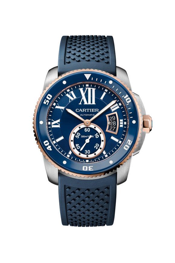 Cartier Calibre de Cartier Diver Watch, 42 mm