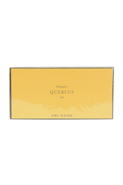 Penhaligon's - Quercus Soap Set