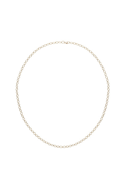 Jamie Wolf - Aladdin Yellow Gold Lock Link Necklace