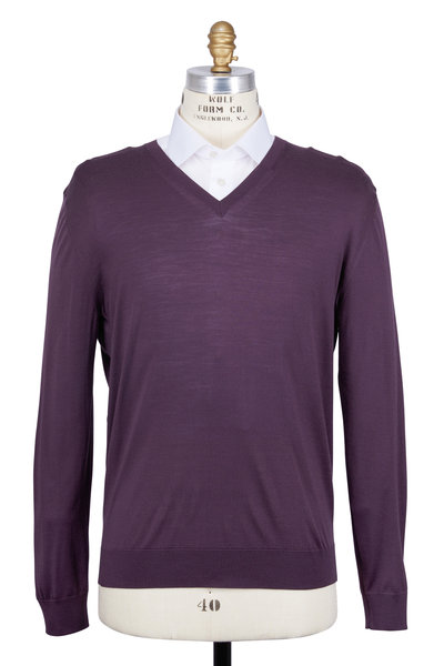 Vineyard Vines - V-Neck Sweater