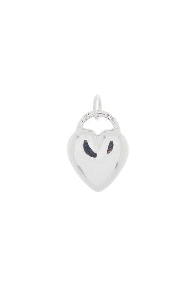 Monica Rich Kosann - Sterling Silver Heart Charm