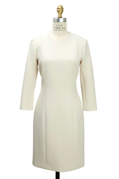 The Row - Tella Rice Scuba Dress
