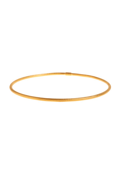 Yossi Harari -  24K Yellow Gold Stack Jane Bangle