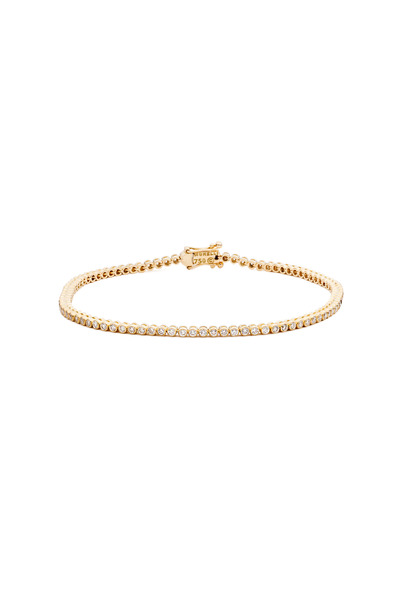 Paul Morelli - 18K Yellow Gold Diamond Bracelet