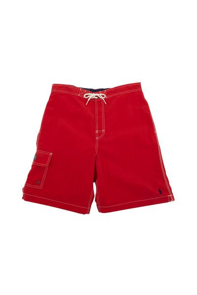 Polo Ralph Lauren - Kailua Red Swim Trunks