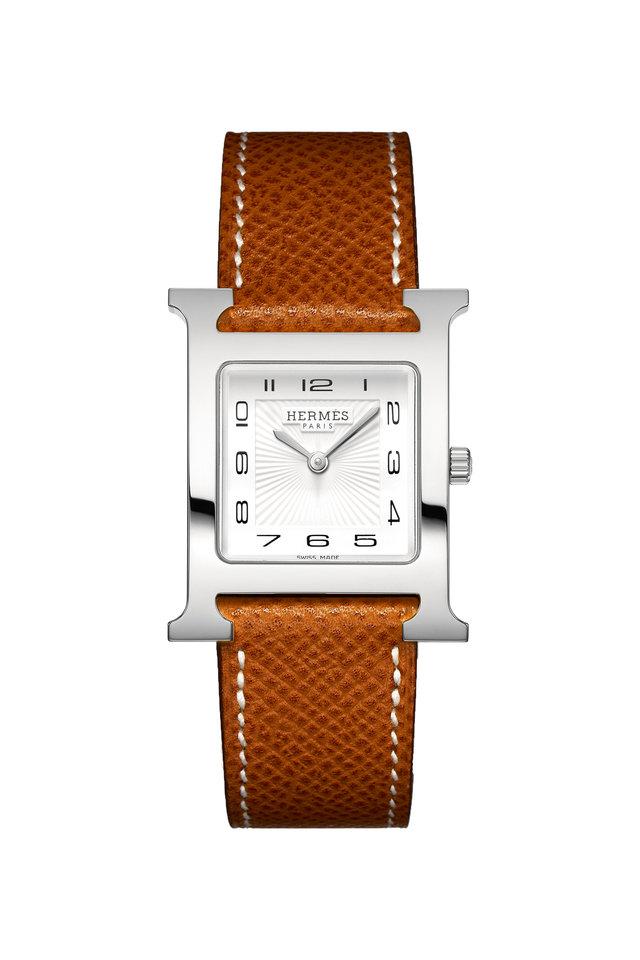 Heure H MM Steel Watch