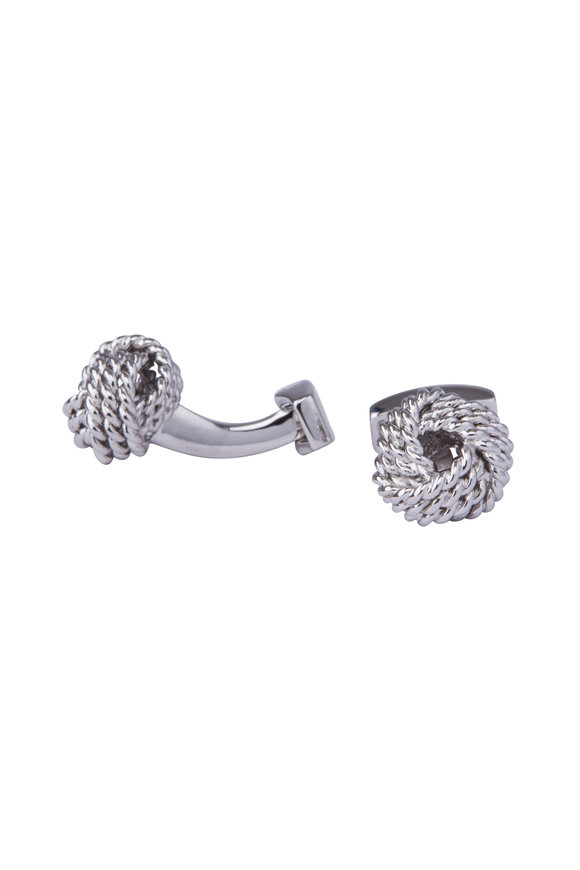 Tateossian Cable Knot Cuff Links
