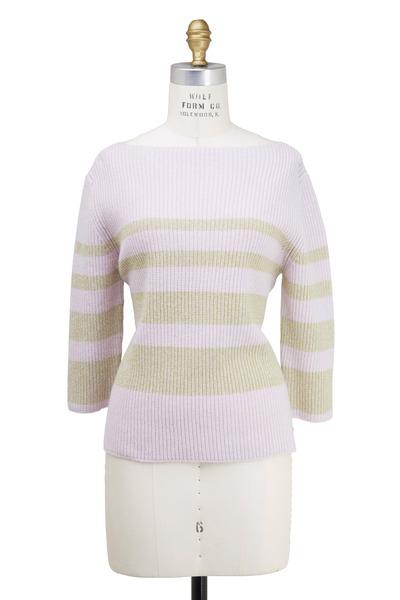 Bogner - Liara Light Pink Wool Sweater