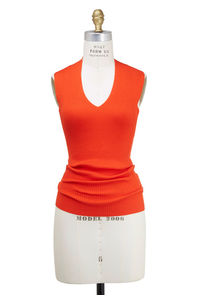 Etro - Orange Sweater