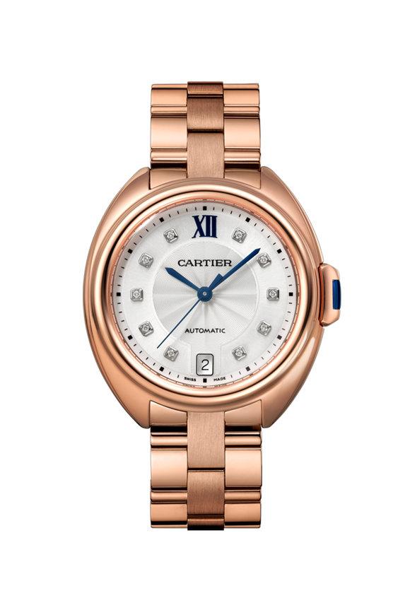 Cartier Clé de Cartier Watch, 35mm