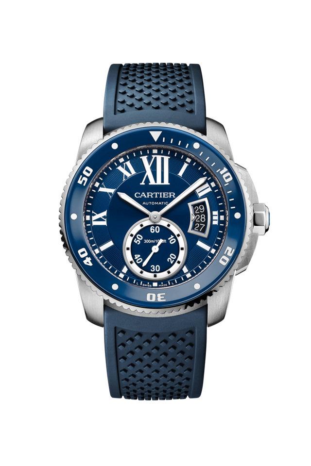 Calibre de Cartier Watch, 42 mm