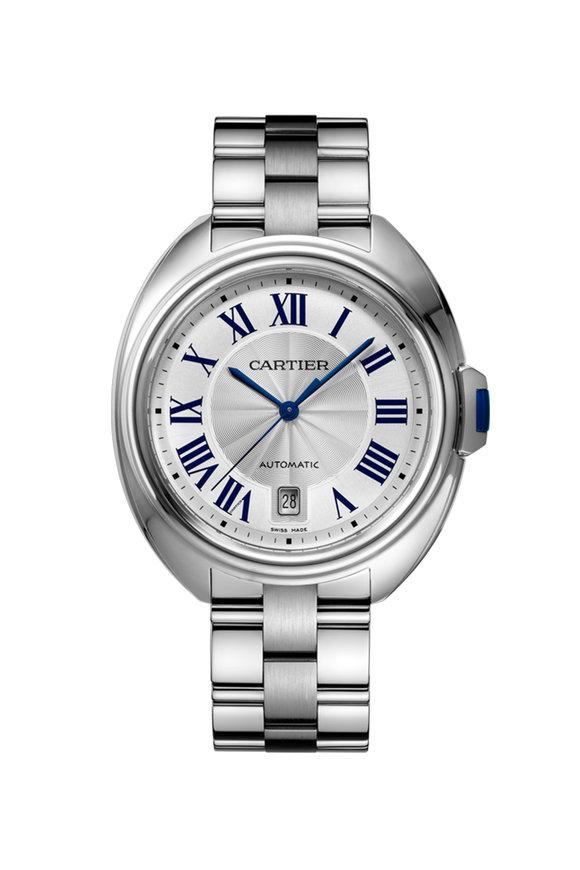 Cartier Clé de Cartier Watch, 40mm