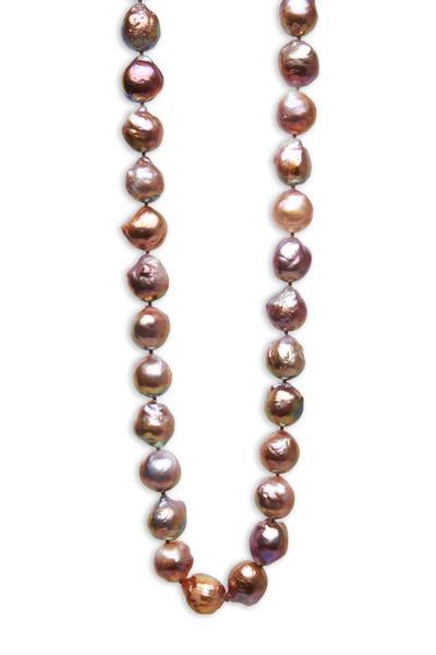 Frank Ancona - Baroque Pearl Necklace