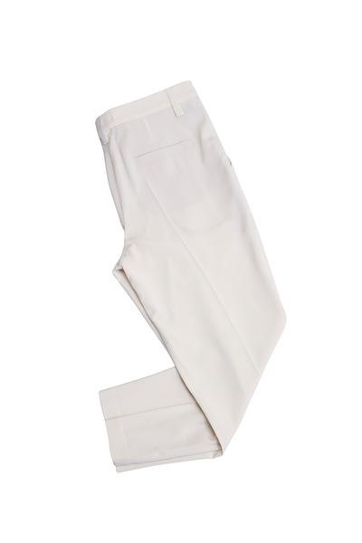 Brunello Cucinelli - Vanilla Silk Pants