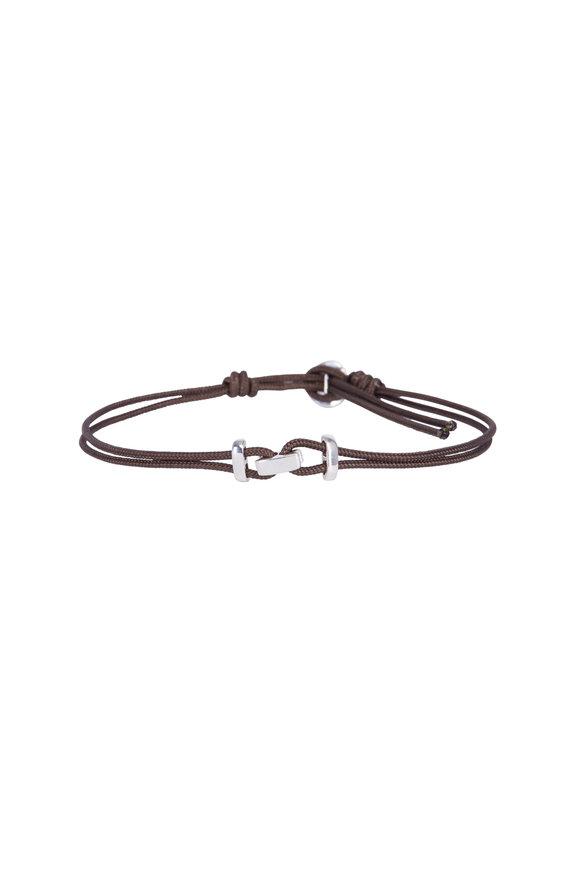 Catherine M. Zadeh Alexander Brown Parachute Cord Bracelet