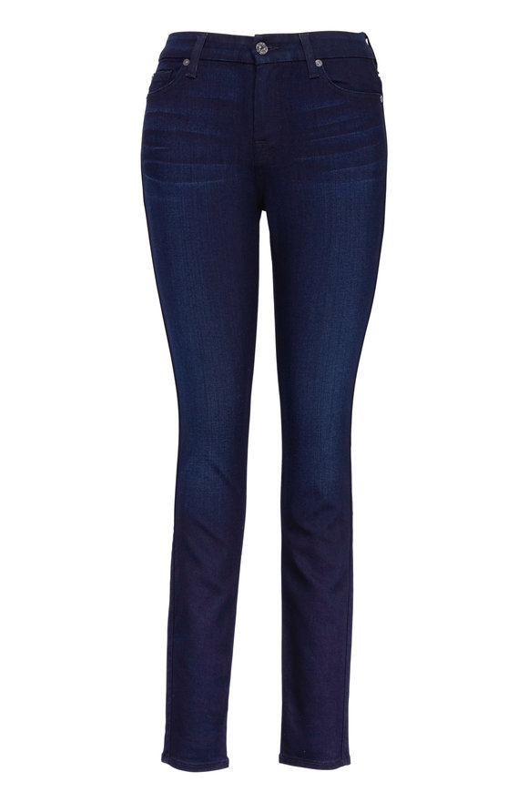 7 For All Mankind B(Air) Denim High Waist Skinny Jean