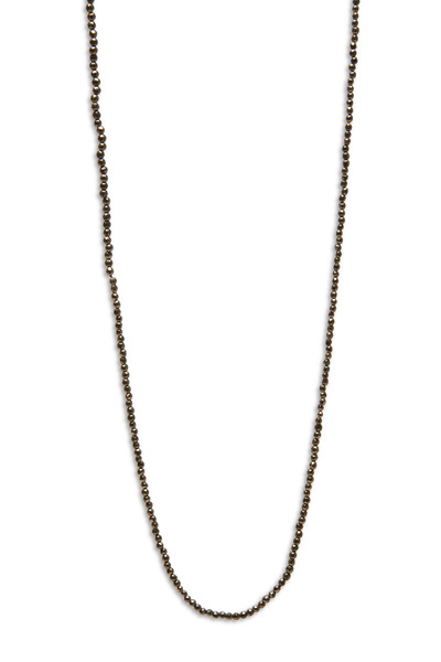Sylva & Cie - Small Pyrite Necklace