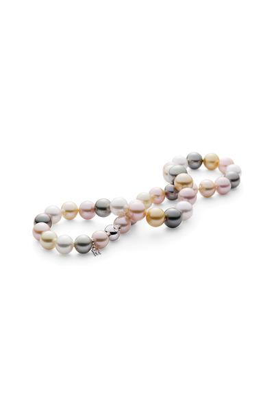 Mikimoto - Multicolor South Sea Pearl Strand Necklace