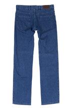 Ermenegildo Zegna - Stonewash Indigo Stretch Cotton & Modal Jean