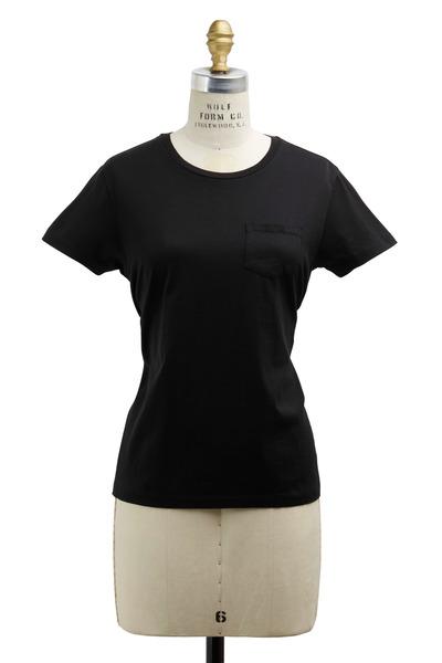 Ralph Lauren - Black Pima Cotton Tee