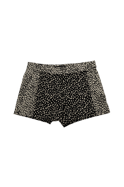 Derek Lam - Ocelot Twill Stretch Shorts