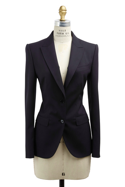 Dolce & Gabbana - Black Jacket