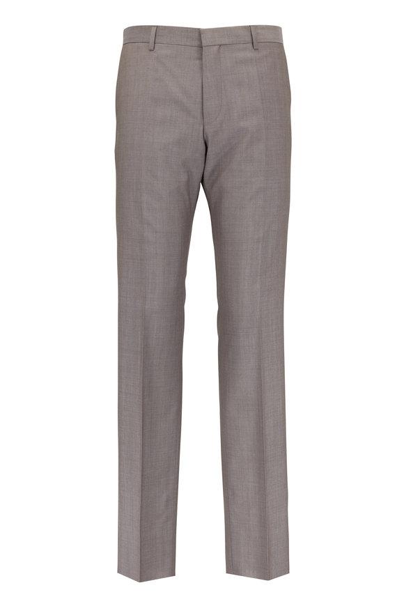 Boss Hugo Boss Genesis Tan Virgin Wool Trouser