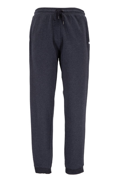 Derek Rose - Charcoal Gray Cotton Sweatpant