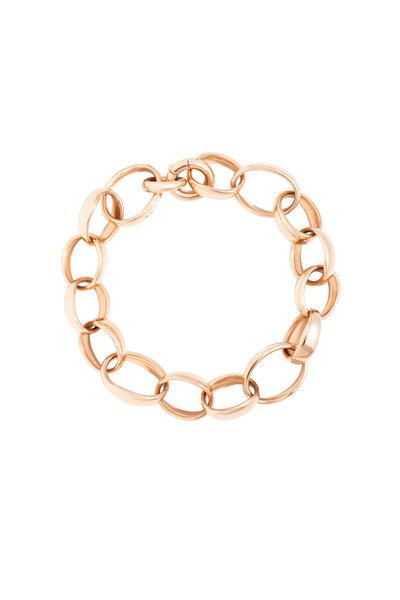 Pomellato - Sabbia Rose Gold Link Bracelet