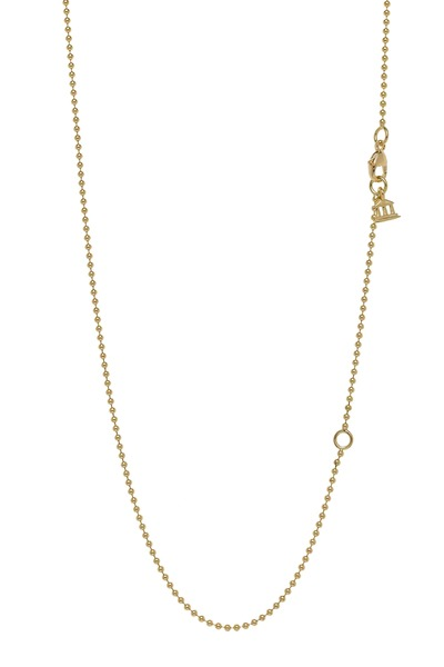 Temple St. Clair - 18K Yellow Gold Ball Chain