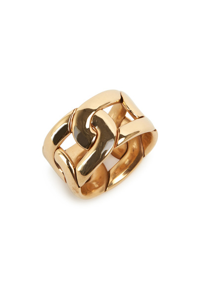 Pomellato - Rose Gold Flat Tango Ring