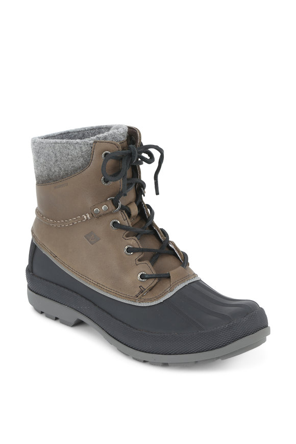 Sperry Cold Bay Gray Waterproof Boot