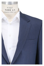 Canali - Blue Wool Suit