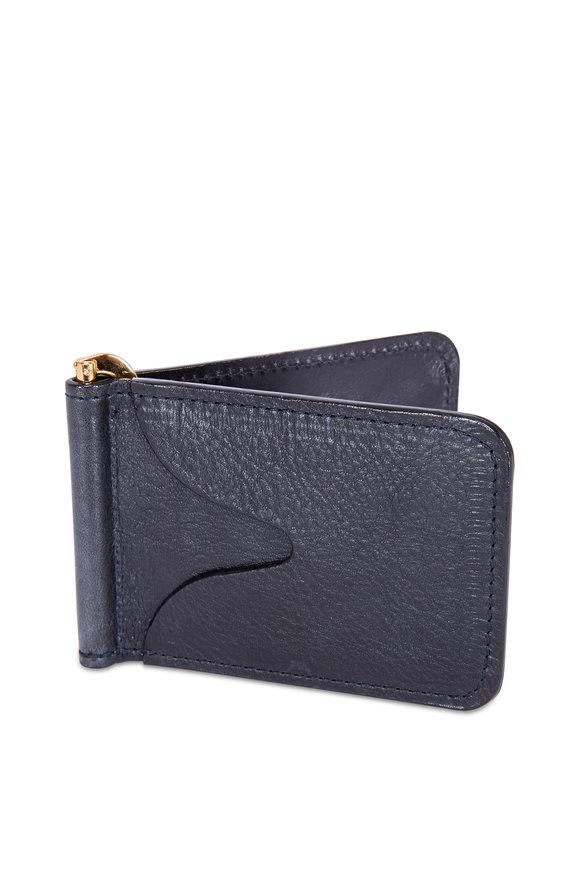 Moore & Giles Spring ID Black Wallet