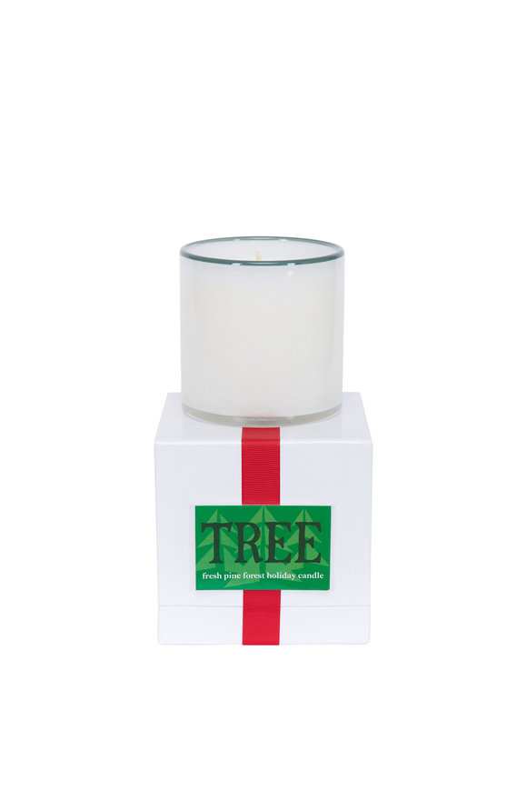 Lafco Tree Fresh Pine Holiday Candle, 16oz.