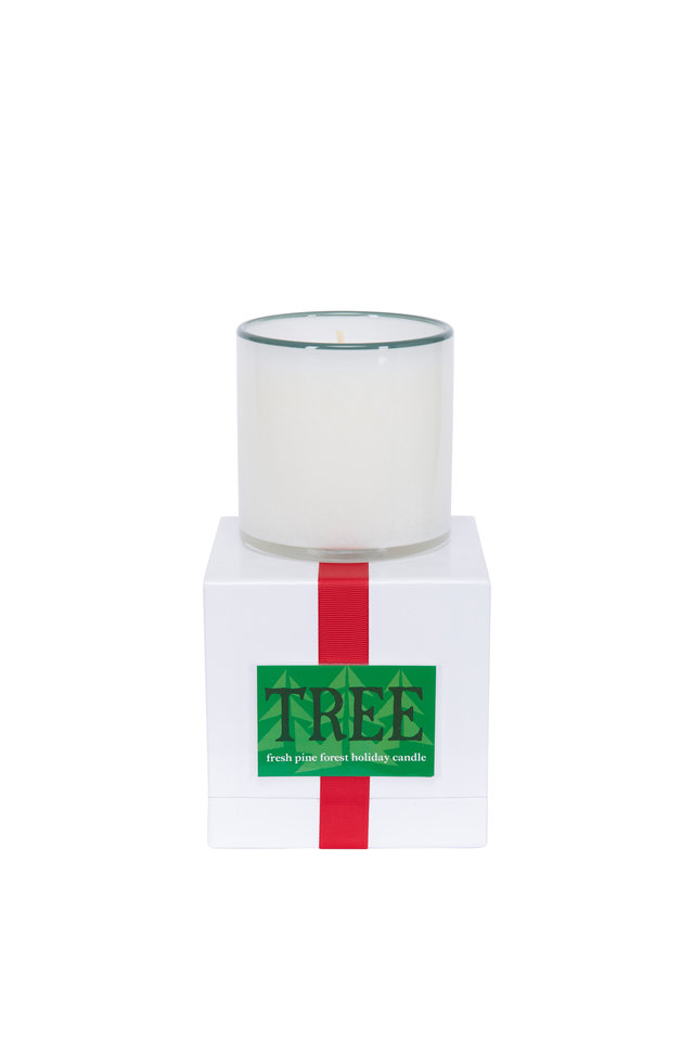 Tree Fresh Pine Holiday Candle, 16oz.