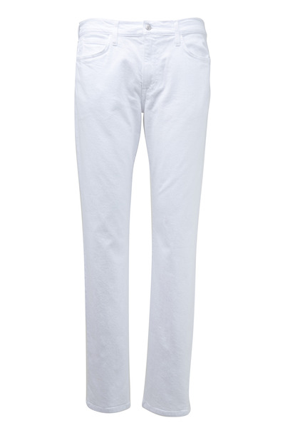 Joe's Jeans - Brixton Optic White Jeans